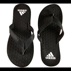 2/$20 🛍️ Adidas EEZAY Flip-Flops Sandals Black
